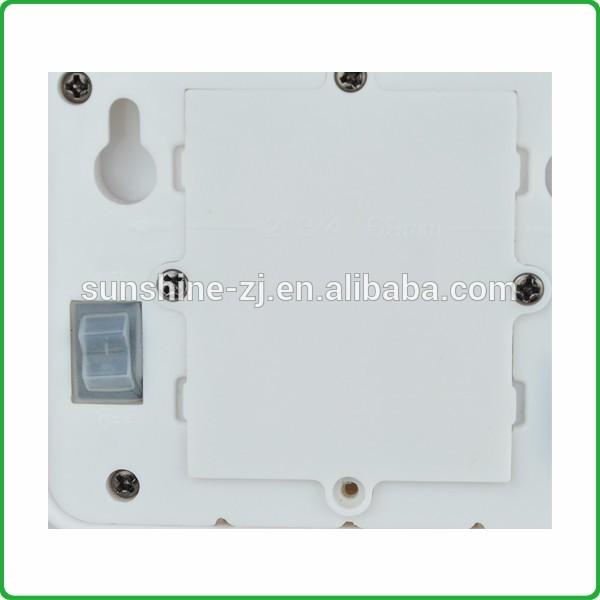 solar sensor led light