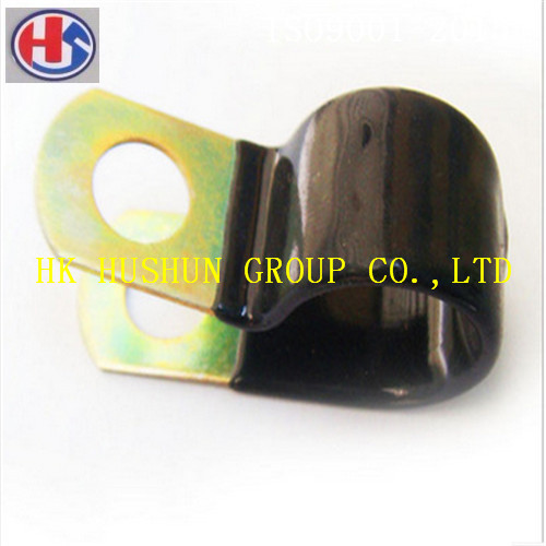 Supply Non-Standard R Single Pipe Clip Used for Electric Appliance (HS-PC-002)
