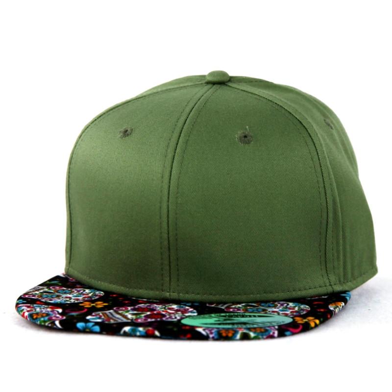 Fashion Neon Color Baseball Caps