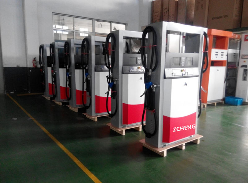 Smart Fuel Dispenser