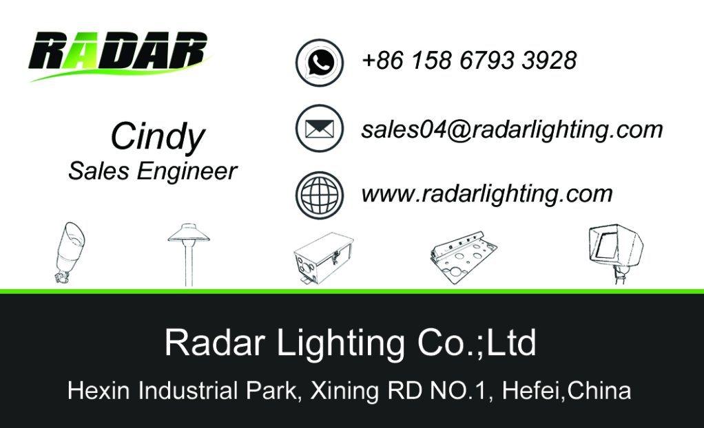 Warm White LED Flood Light Underground Lighting with Ce/ETL/UL Certificates