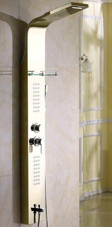 Stainless Steel Bathroom Shower Panel