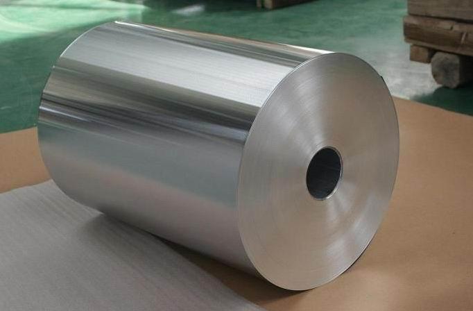 Fin Foil Heat Transfer Foil Aluminum Brazing Material for Heater / Inter Cooler