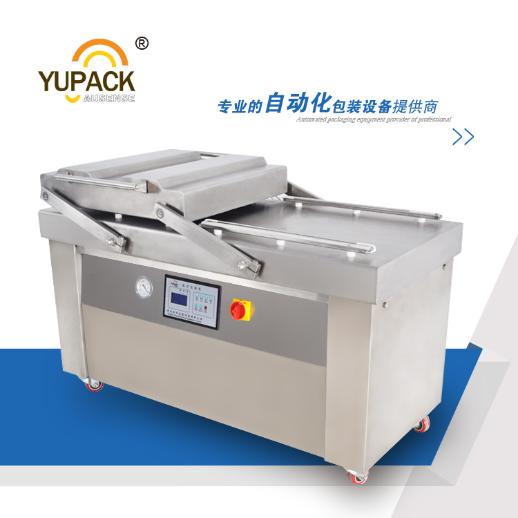 Yupack High Quality Vacuum Packaging Machine with Ce Certificate