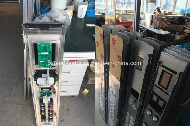 Mitsubishi Type Elevator Hall Lantern/ Touch Lop with LCD Display (OS42)