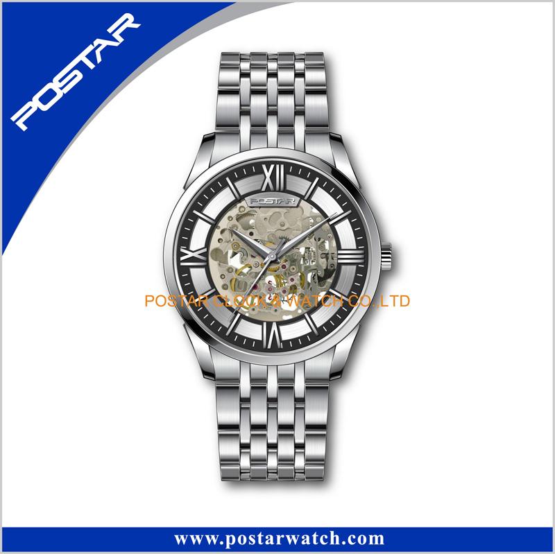 China Manufacturer Sketnlon Japan Miyota Watches