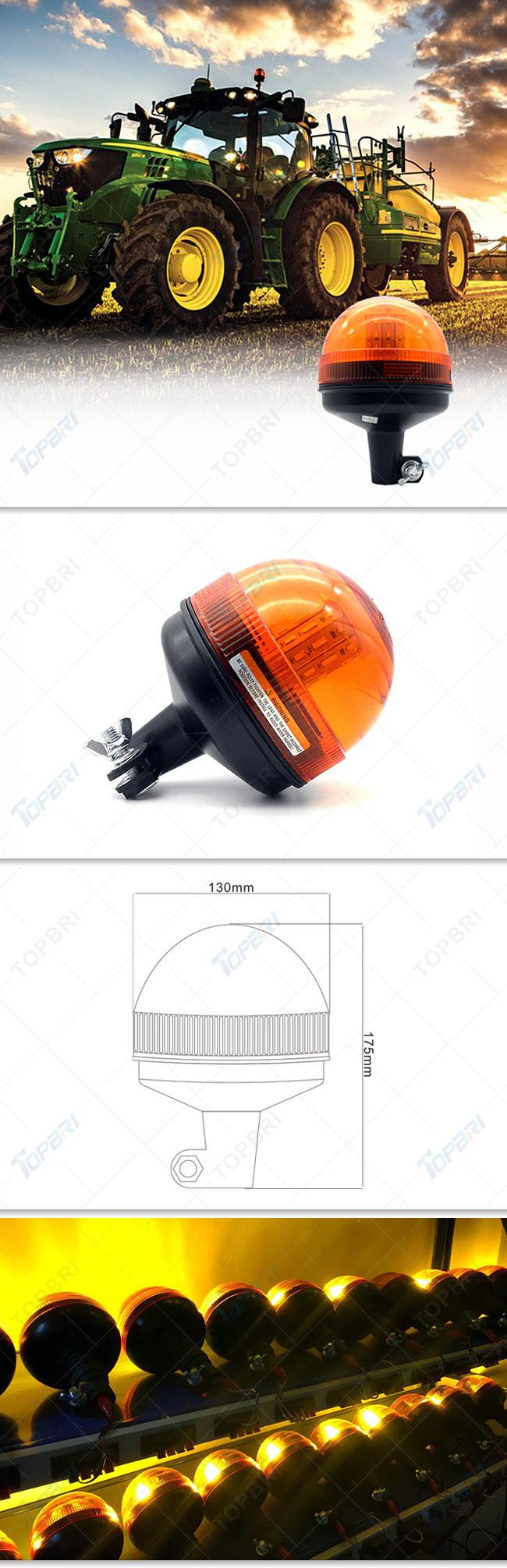 Rotating LED Warning Beacon Light Truck Auto Automobile Lighting