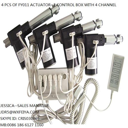 24V DC Electric Linear Actuators