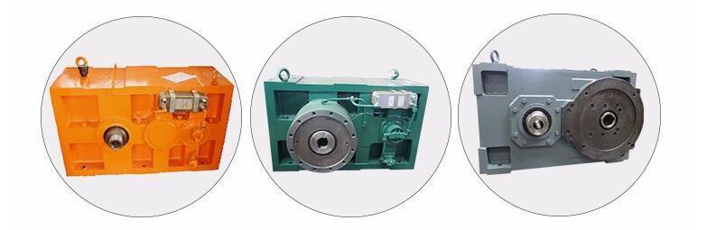 Plastic Blowing Machine Zlyj Gear Reducer Gear Reduction Zlyj133