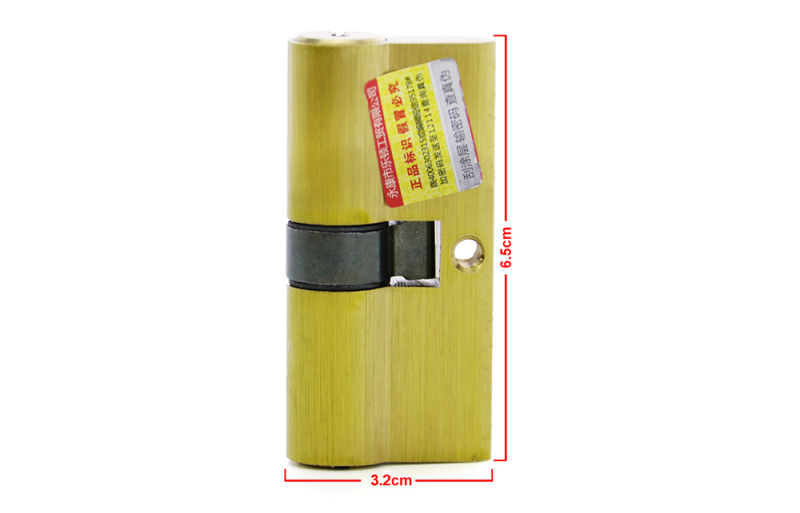 House Door Super B Level Kaba Pin and Blade Lock Cylinder Core