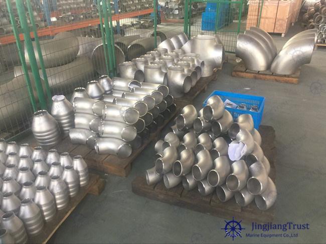 Marine Pipe Fittings Stainless Steel Pipe Elbow