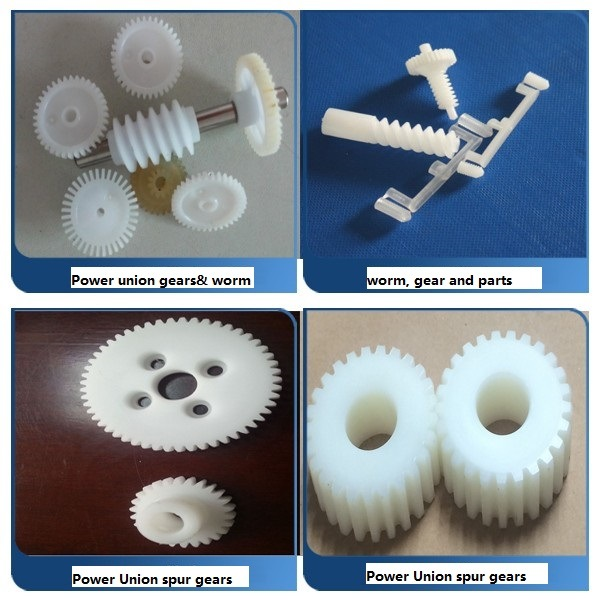 Plastic Injection Gear Nylon Gear Precise Gear