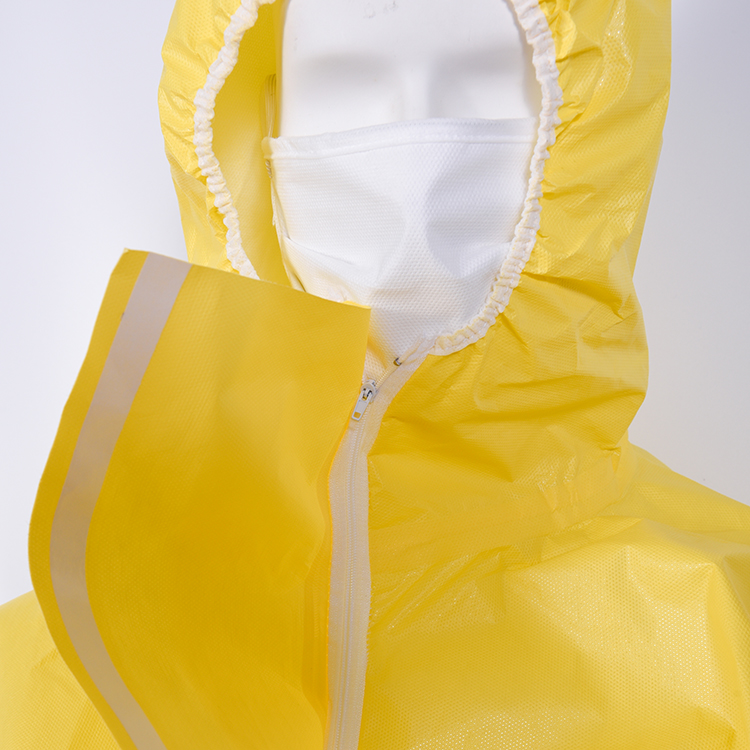 Nonwoven Coverall Suit