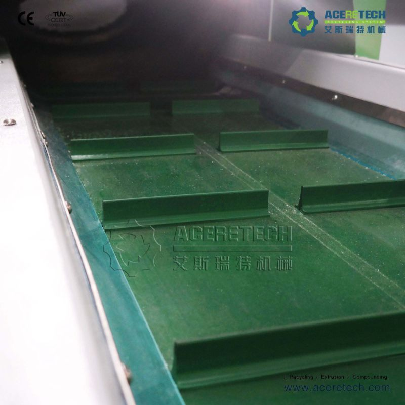High Quality Plastic Woven Bag Recycling Machine