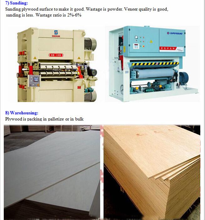 Plywood Paving Machine