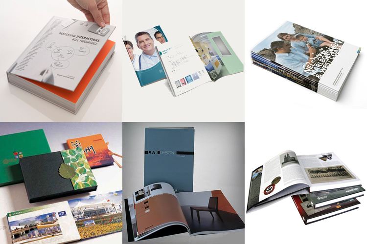 professional Manufacture Magazine Catalog Book Printing