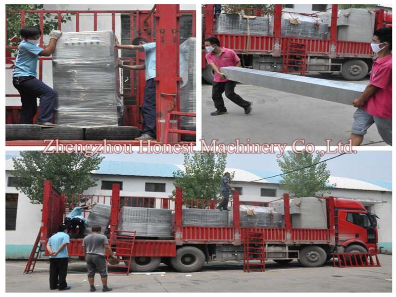 Hot Air Circulation Small Grain Dryer