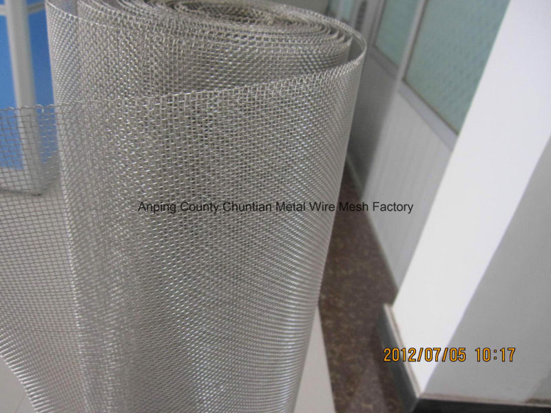 Hardware Woven Wire Cloth in 4 Mesh to 80mesh