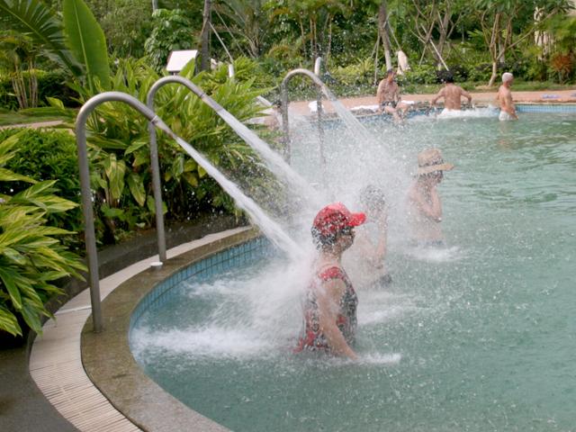 Stainless Steel SPA Swimming Pool Waterfall Impactor