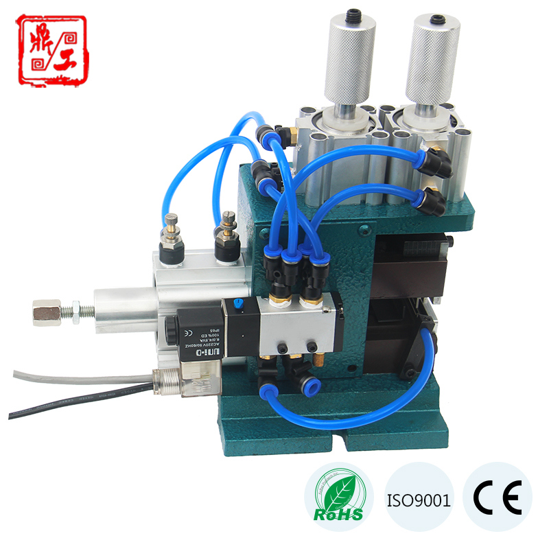 Pneumatic Wire Stripping Cable Cutting Machine