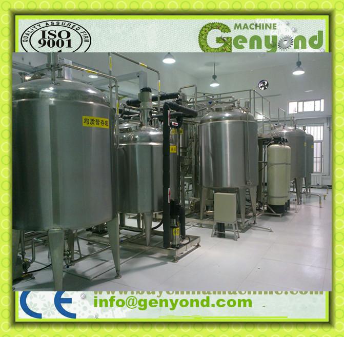 Hot Sale Automatic Milk Production Line