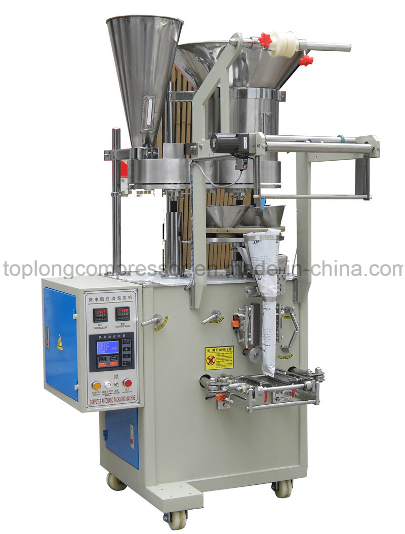 Ktl-50A3 Open-Close Block Turnplate Vertical Automatic Packing Machine