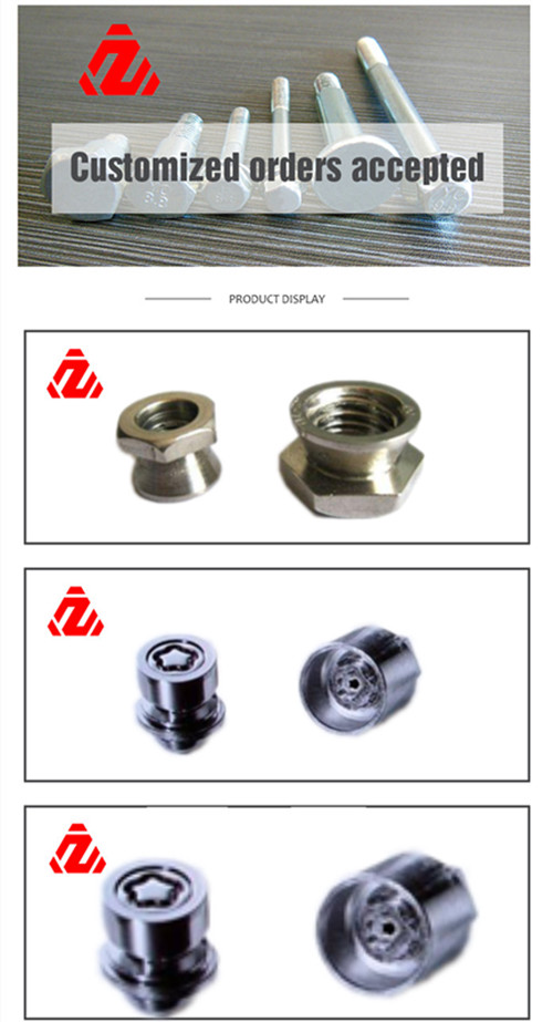 304 Stainles Steel Anti-Theft Bolts