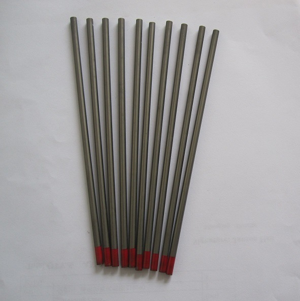 High Quality Tungsten Electrode for TIG Welding Red Head Green Head Grey Head