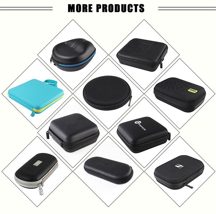 Electronics Packaging Storage Gift Tool Storage Box EVA Case