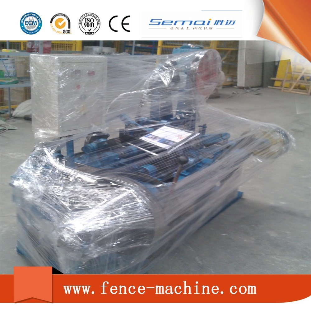 Easy Operating Barbed Wire Making Machine