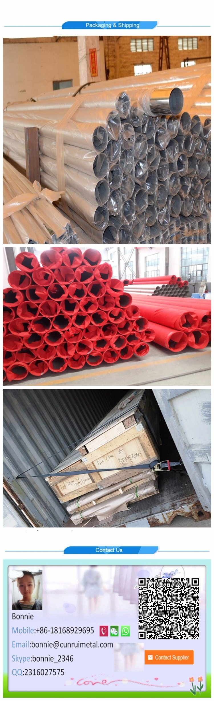 Seamless Alloy Steel Pipe for Building Material