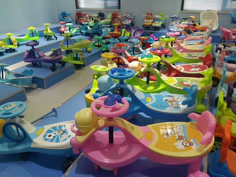Most Popular Children Happy Swing Car / Ce Approval Plastic Baby Twist Car / Wholesale Bulk