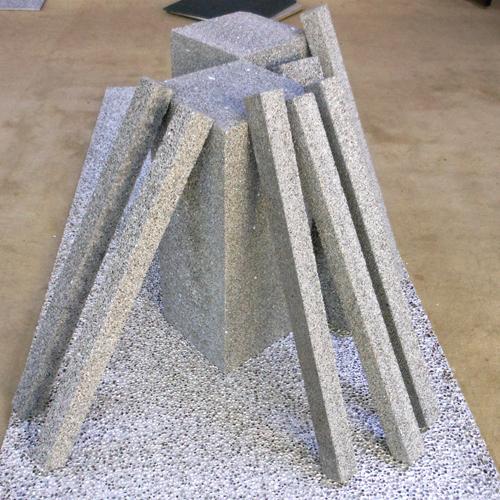 Secure Bullet-Proof Aluminium Foam Components
