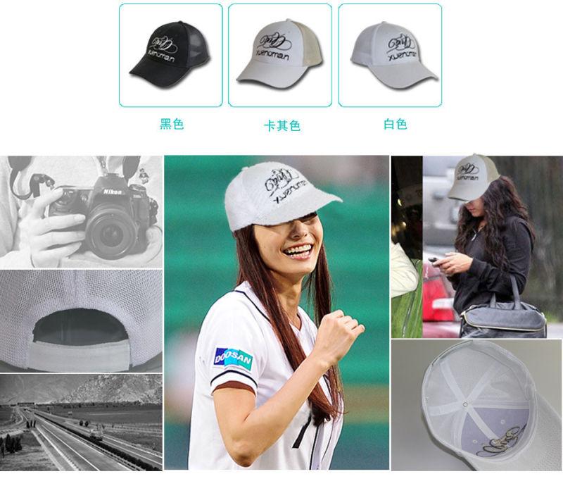 Custom Sport/Fashion/Leisure/Cotton/Baseball/Promotional/Knitted/Golf Cap