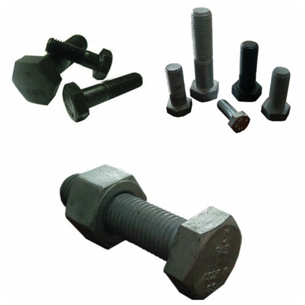 Heavy Hex Structural Bolts A325/A490