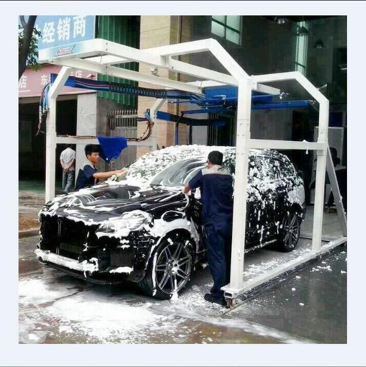 CH-200 Automatic Touchless Car Wash Machine