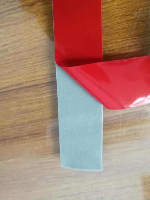 High Sticky Automotive Adhesive Tape Grey Acrylic Vhb Foam