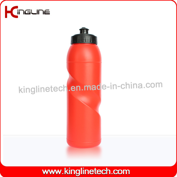 Plastic Sport Water Bottle, Plastic Sport Bottle, 700ml Plastic Drink Bottle (KL-6725)