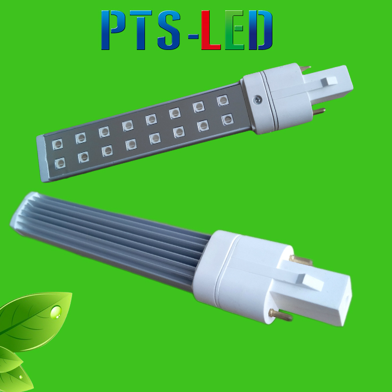 Quicker Curing LED UV Replacement G23 9W LED Lamp Light for Nail