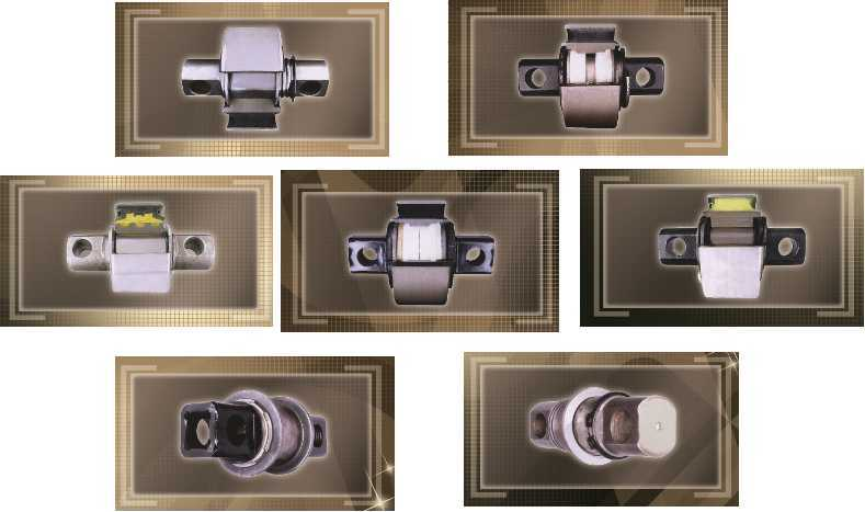 Hino/Isuzu/Mitsubishi/Nissan Auto Parts 55542-00z08 Torque Rod Bushing