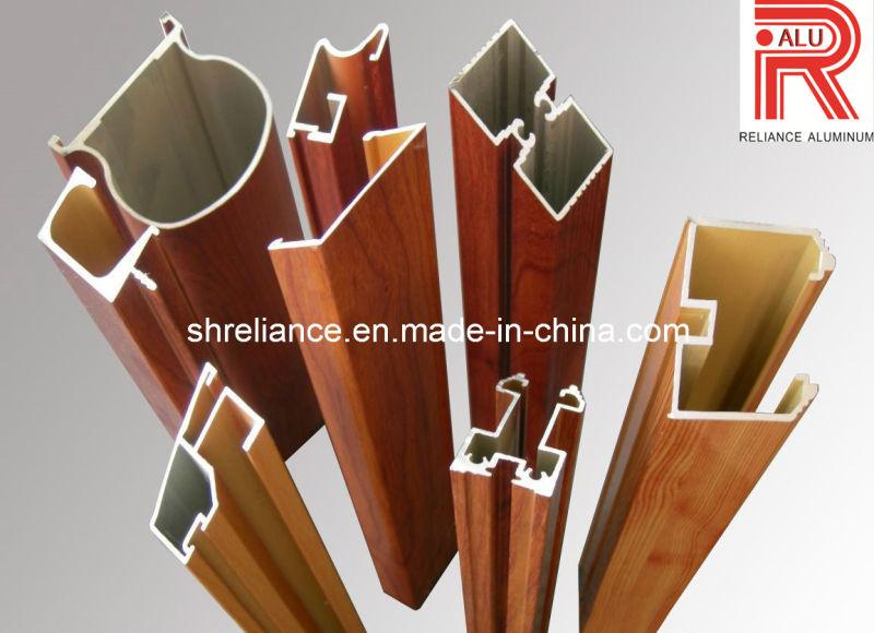 Aluminum/Aluminium Extrusion Profiles for Furniture Frame