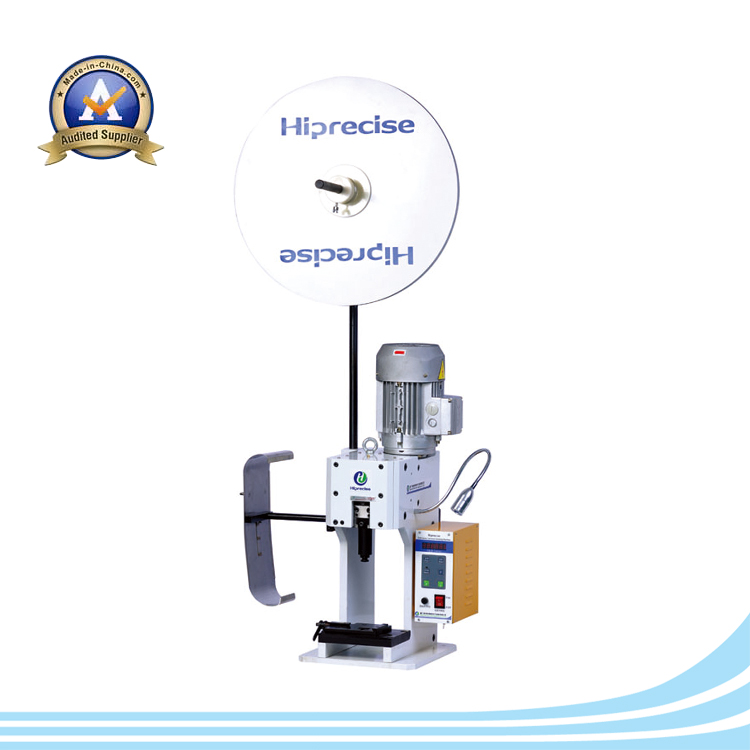CNC High Precision Semi-Automatic Hose Wire Terminal Crimping Machine