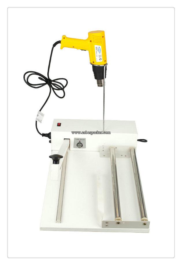 Portable Type Long Hand Food Sealer Shrinking Machine