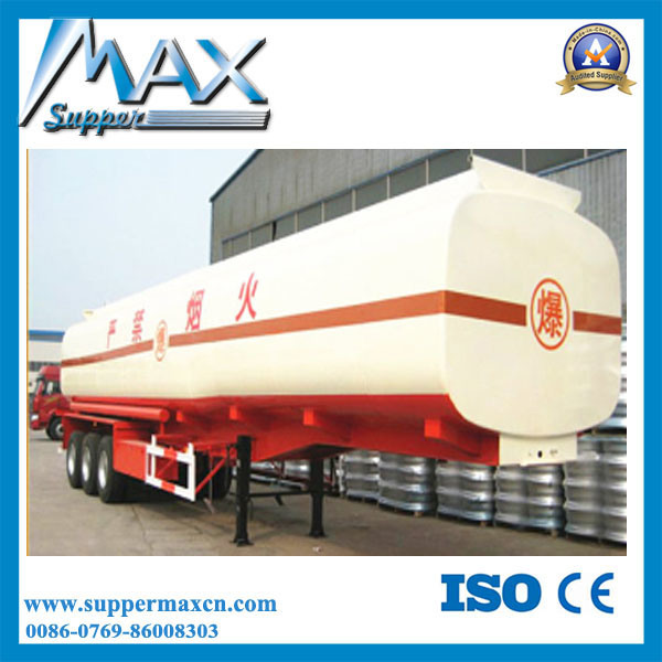 Oil/Fuel Tanker Carring Semi Trailer Tank