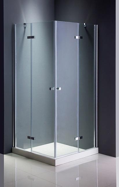Luxury Popular Bathroom Glass Shower Screen (ADL-8A62)