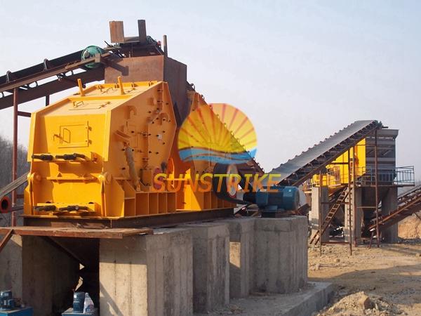 Hot Sell Impact Crusher in Ethiopia