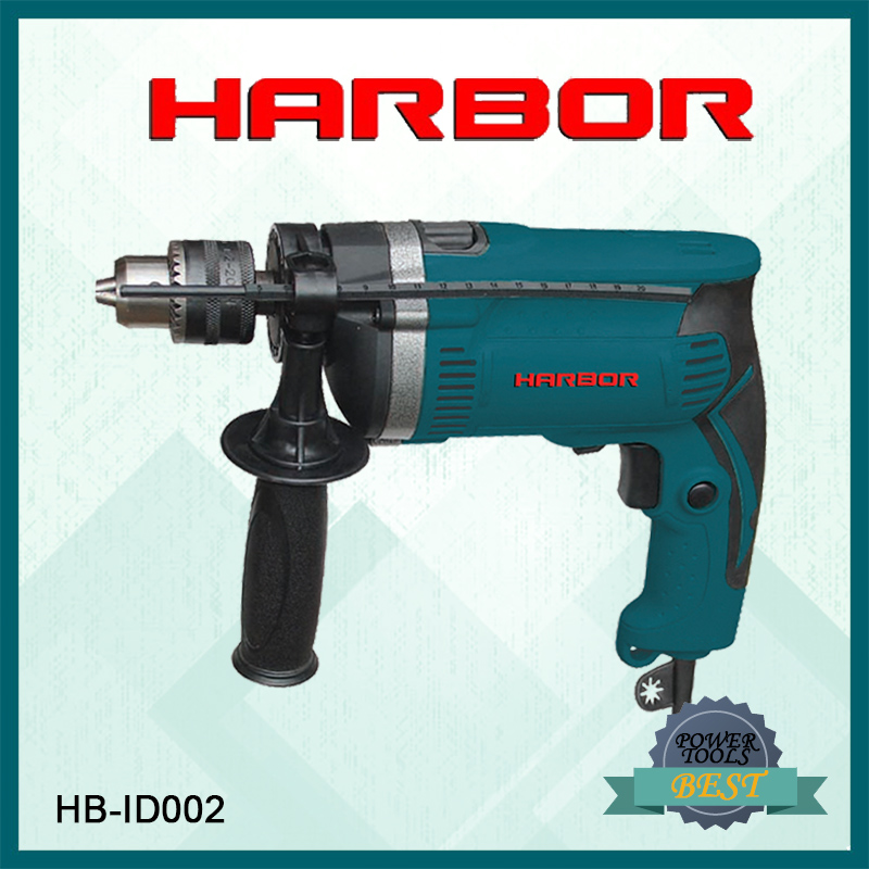 Hb-ID002 Yongkang Harbor Used Electric Power Tools High Power Electric Power Tools Electric Drill