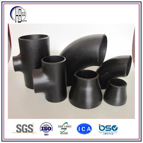 ASTM A234 Butt Weld Fitting Carbon Steel Reducing Cross