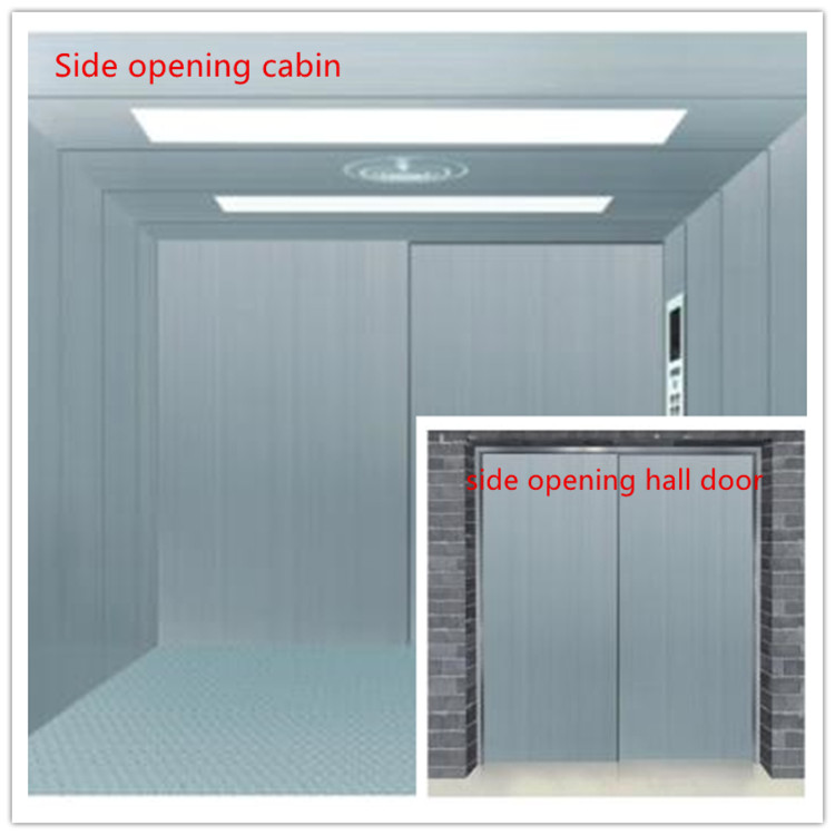 Convenient Indoor Commercial Garage Car Elevator