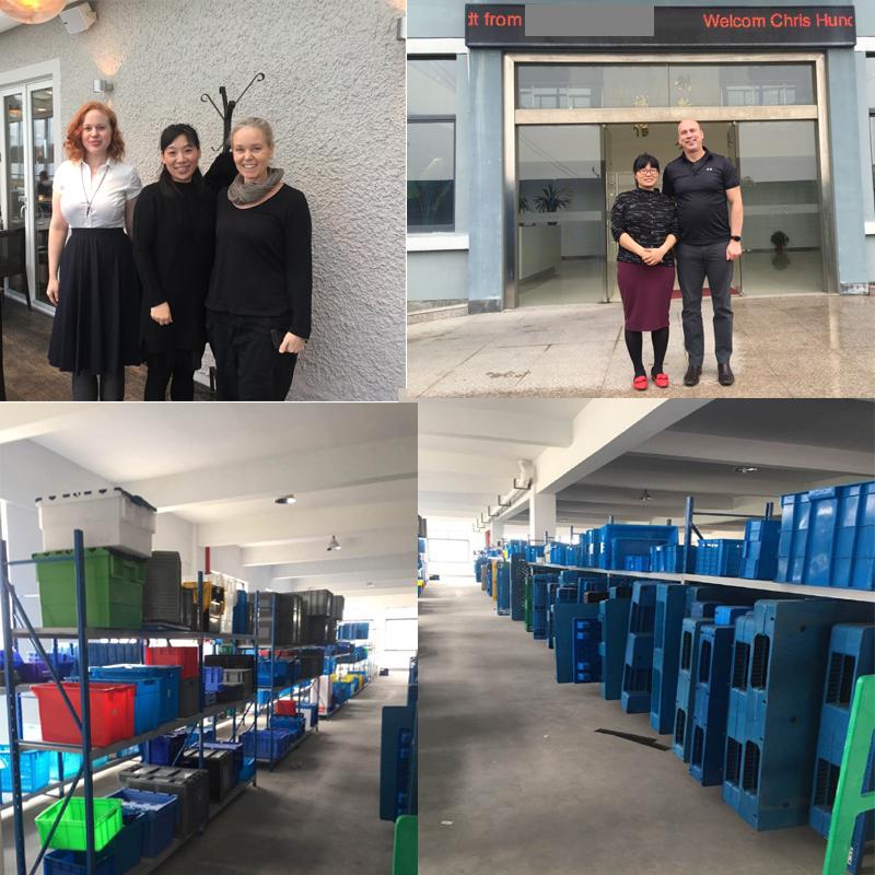 Plastic RP; ; Omg Sjp[[Omg Basket for Supermarket, Plastic Shopping Trolley Cart
